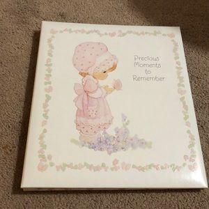 NWT Hallmark Precious Moments Baby Book